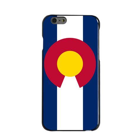 Casing Iphone X Background Hardcase Custom Cover custom cover for iphone 5 5s 6 6s plus colorado