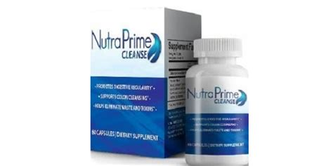 Laxative Detox Prim by Nutra Prime Cleanse Us Burn Excess Detoxify