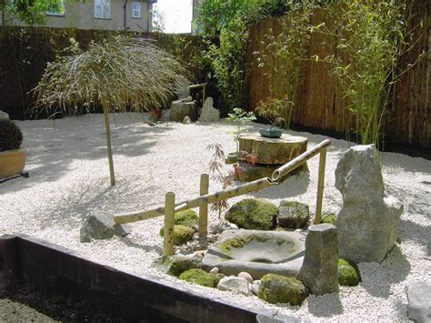 Small Japanese Garden Design Ideas Japanese Garden Designs For Small Spaces With Bamboo