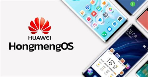 huaweis harmony os  official huawei operating