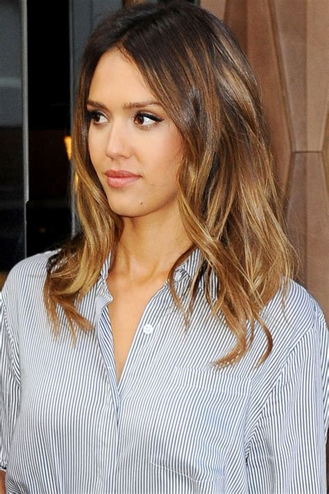 medium length hairstyles 25 awesome medium length haircuts