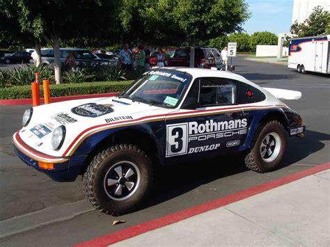 Porsche 911 Offroad by Road Porsche Cars And Trucks Cars