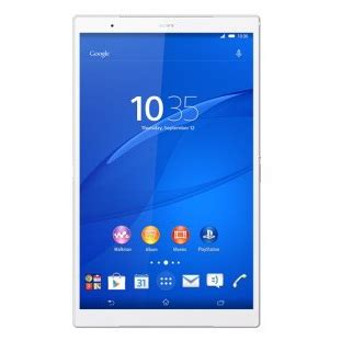Spesifikasi Tablet Sony Z4 bocoran spesifikasi sony xperia z4 tablet ultra terungkap