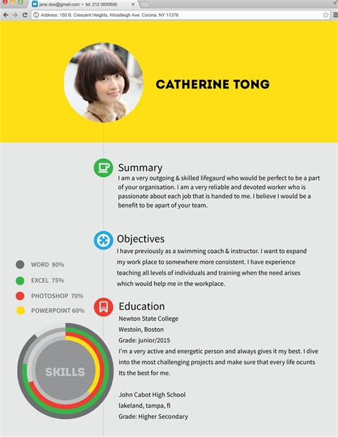 Fiverr Resume by Fiverr Resume Resume Templates
