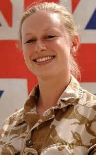 sarah bryant: first woman soldier to die in afghanistan