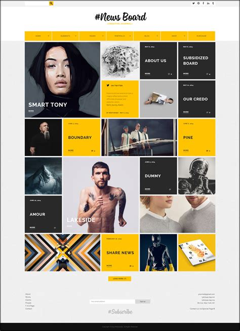 wordpress unique layout 20 wordpress themes with unique and unseen design