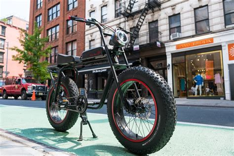 A E Bike by The 73 Scout E Bike Is A City Cruiser For The Future