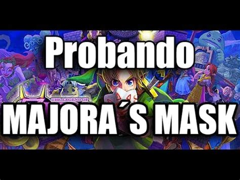 Masker Citra citra emulator the legend of majoras mask 2