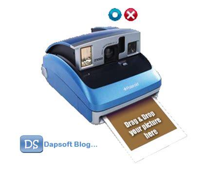 Printer Jadul poladroid aplikasi unik bikin foto jadi jadul mafia