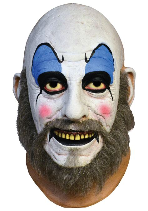 house of a thousand corpses clown house of 1000 corpses adult captain spaulding mask
