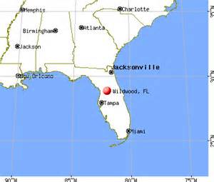 wildwood florida fl 34785 profile population maps