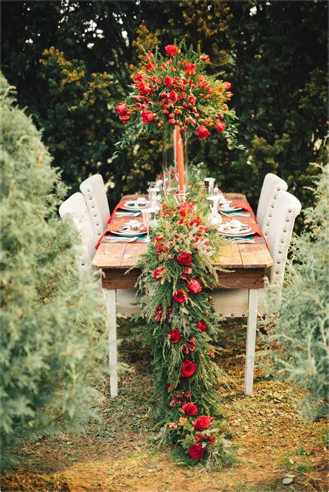 christmas tree farm wedding inspiration knoxville tn