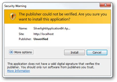 murad silverlight: silverlight 4 rc xap signing for
