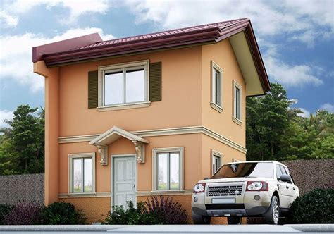 bella house camella homes camella bucandala bella house and lot for sale imus cavite