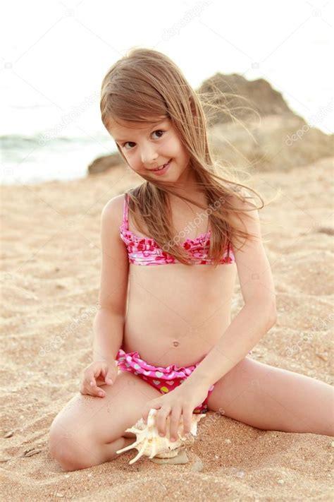 rainpow young little girls little girls swimsuit sitting images usseek com