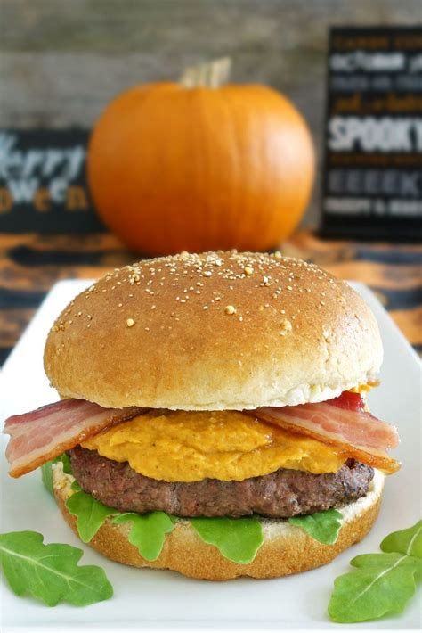 best burger spices pumpkin spice burger recipe the ultimate fall burger