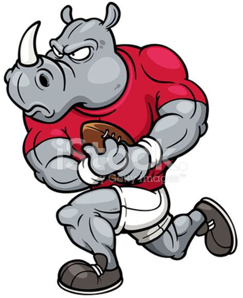cartoon rugby player stock vector freeimages.com