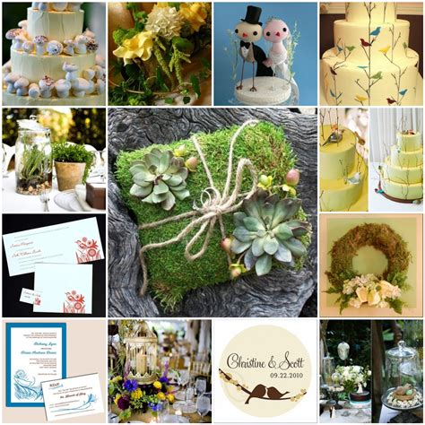 themed wedding decorations forest themed wedding cake ideas and designs