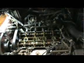 1999 03 mazda protege 1 8l 2 0l timing belt replacement pt
