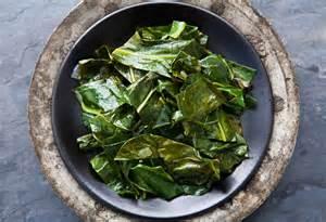 colored greens collard greens recipe simplyrecipes