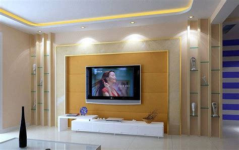 tv room decor living room design with tv on wall modern house