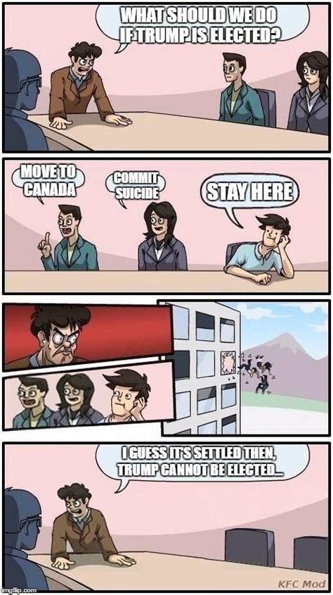 Boardroom Meeting Meme - office meeting meme template www pixshark com images