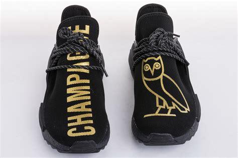 buy ovo x pharrell williams x adidas nmd human race shoes new yeezy 2018