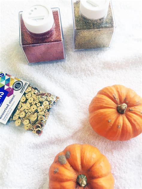 pumpkin arts and crafts celebrating fall with glitter pumpkins mini keebler pies