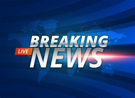 live news breaking news live background concept free
