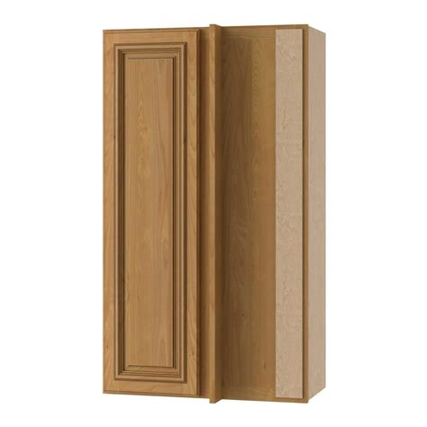 Kitchen Blind Corner Cabinet by Home Decorators Collection Clevedon Assembled 24x36x12 In