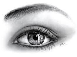 Imagenes De Ojos Con Orzuelos   dibujos de ojos a lapiz buscar con google anatom 237 a