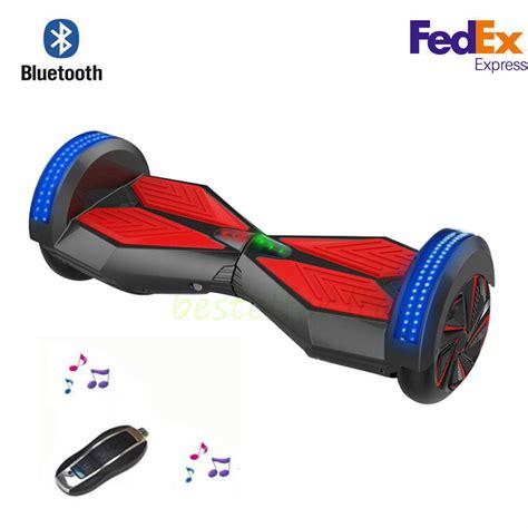 Hoverboard 8 Bluetooth Speaker Led Smartwheel Smart Balance Wheel self balancing scooter 2 wheel smart electric hoverboard