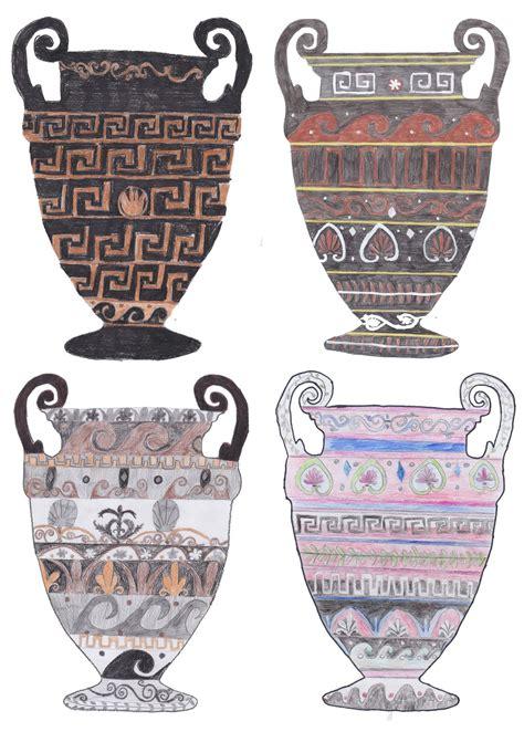 decorazioni vasi greci prof argenti on line decora il vaso greco con le