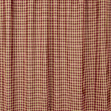 Burgundy Check Curtains Burgundy Check Shower Curtains Www Bestwindowtreatments