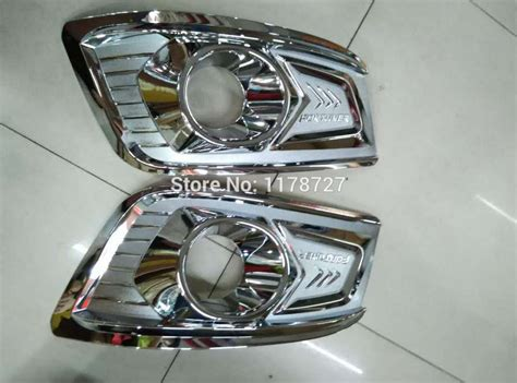 All New Fortuner Fog L Cover Chrome Jsl Cover Lu Kabut free shiping abs chrome fog l cover for fortuner 2012model fortuner fog light cover