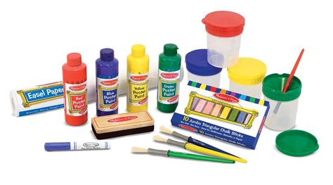 Painting Supplies by Doug Easel Accessory Set Paint