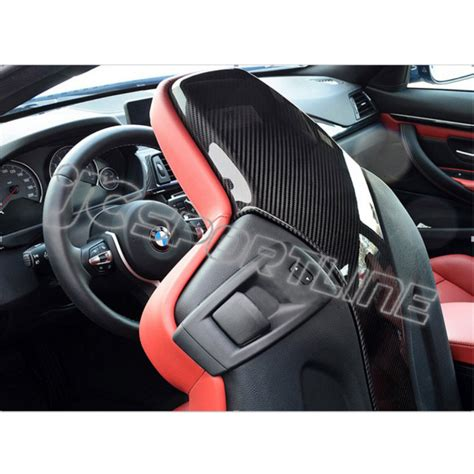 bmw m3 f80 seat covers f82 m4 f80 m3 carbon fiber back seat cover fit for bmw
