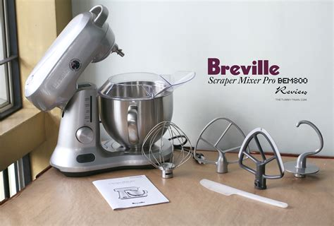 Breville Scraper Mixer Pro BEM800 Review
