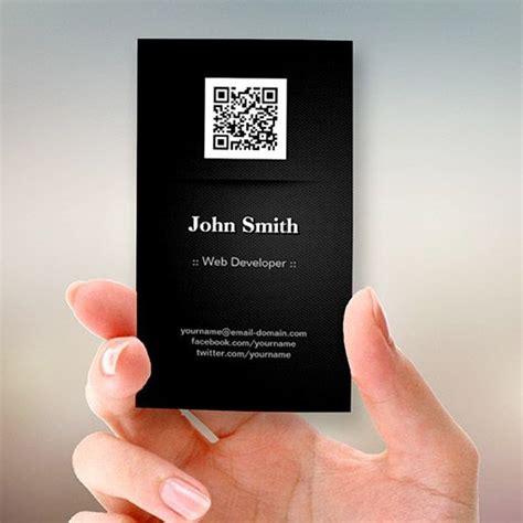 Qr Business Card Maker