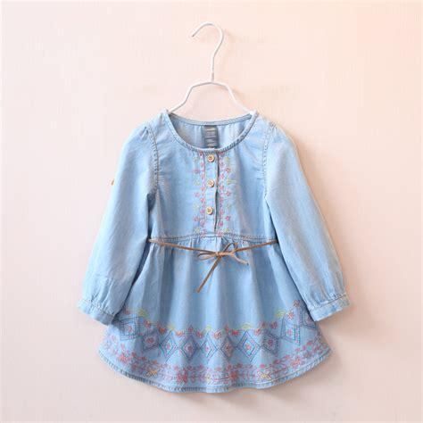 Kemeja Denim Blue 1 dress kemeja denim dress edin