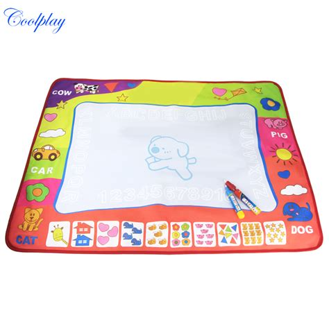 Doodle Mat With Pen by Coolplay Cp1308 80x60cm Magic Doodle Painting Mat 2