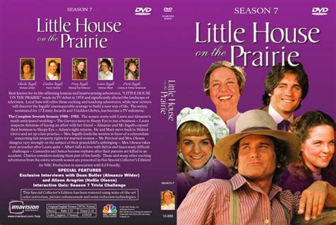 house season 7 little house season 7 3240 tv dvd scanned covers 4239little house s7 3240 dvd covers