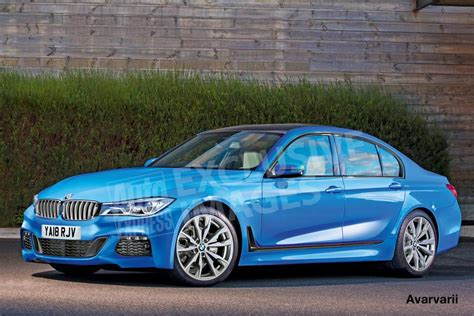2018 bmw 3 series g20 rendering will get all electric