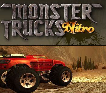 monster truck nitro games game download3 download full version monster trucks nitro