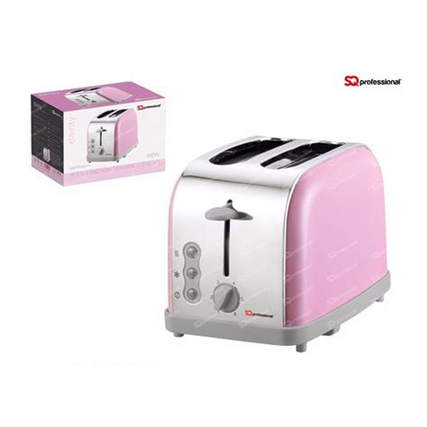 Dualit 4 Slice Architect Toaster Pink Toaster My Kitchen Accessories