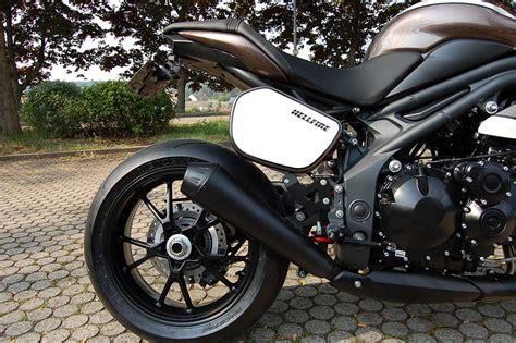 Triumph Motorrad Umbau by Umgebautes Motorrad Triumph Speed Triple 1050 Von