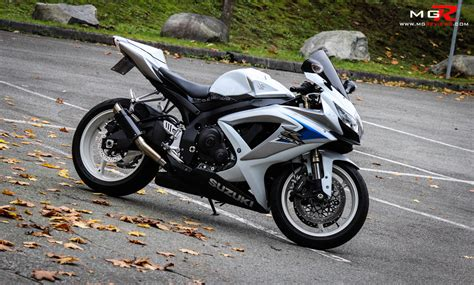 Suzuki Gsx600 Review 2008 Suzuki Gsxr 600 Limited Edition M G Reviews