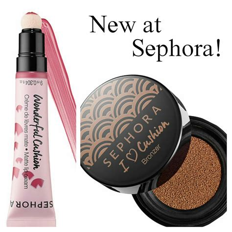 Sephora Cushion sephora collection cushion makeup launches the budget