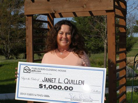 Who Wins Publishers Clearing House - rose city woman wins publishers clearing house giveaway ogemaw county herald