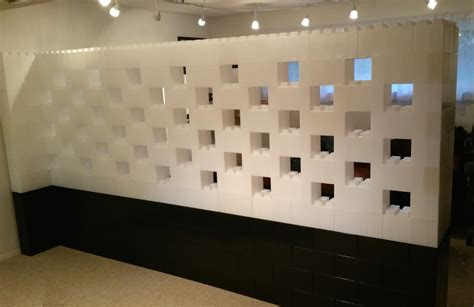 Bookcase Lighting Led Easy To Build Modular Walls And Room Dividers For Home And